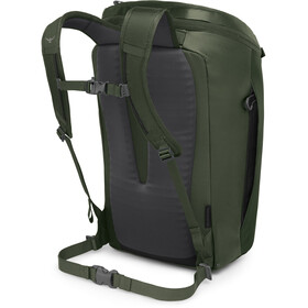 Osprey Transporter Flap Sac à dos, haybale green